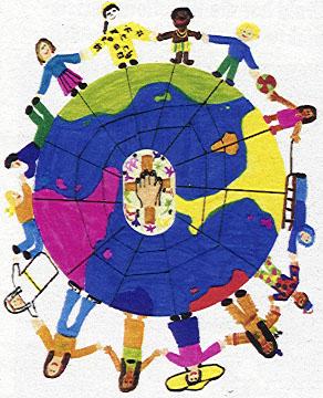 Jahresthema Kindergarten